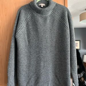 NWT Banana Republic High Low Sweater Size Large